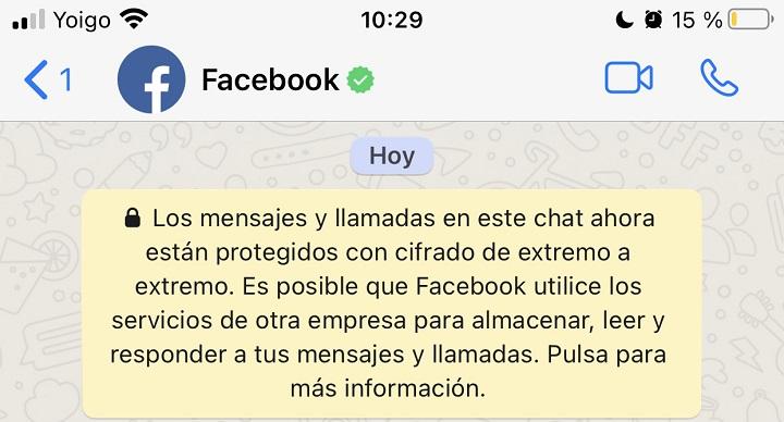 Imagen - Cómo contactar con Facebook