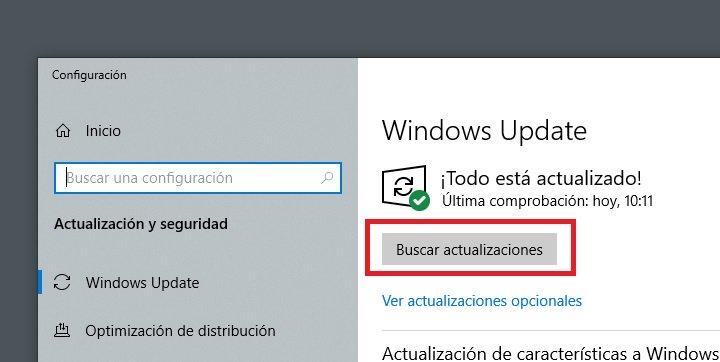 Imagen - Cómo actualizar Windows 10