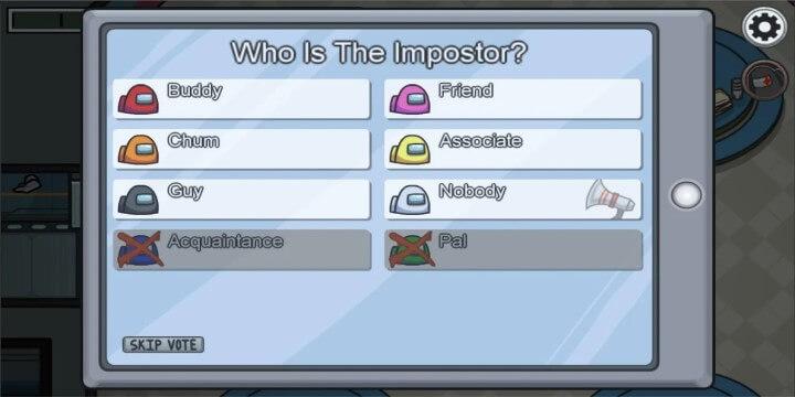 Imagen - Cómo descubrir al impostor en Among Us