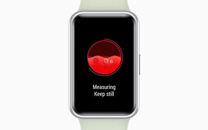 Imagen - Cómo medir el oxígeno en sangre con un smartwatch