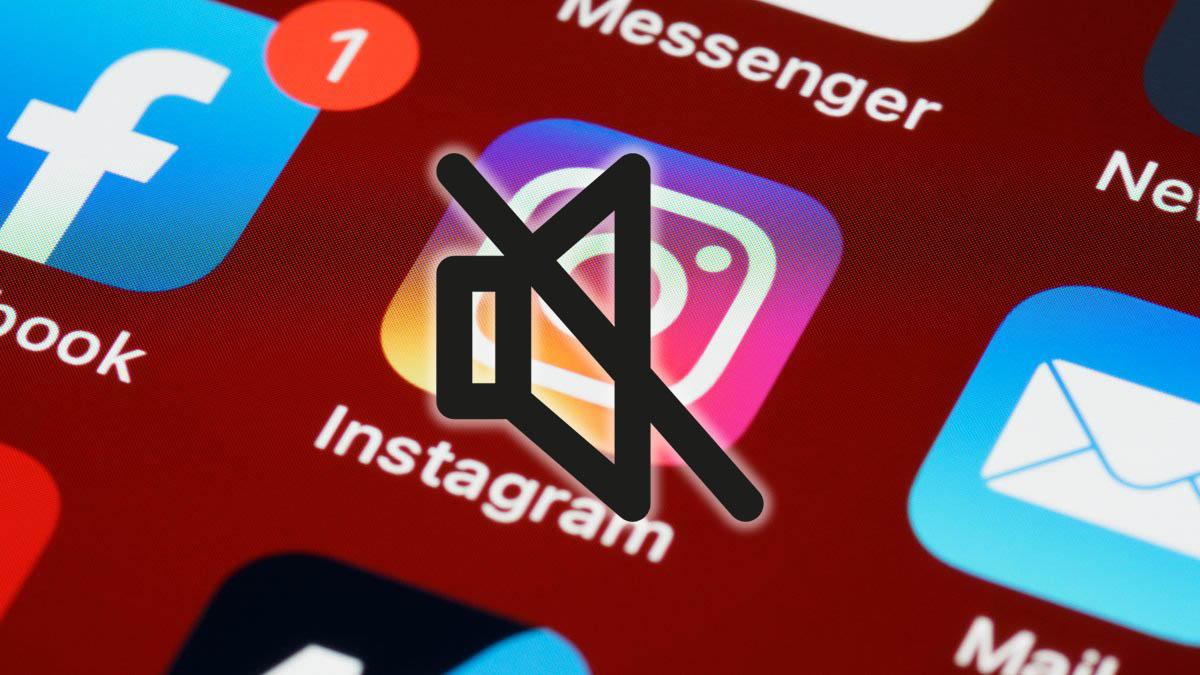 Cómo silenciar a un usuario en Instagram