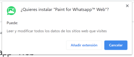 Imagen - Cómo usar Paint en WhatsApp Web