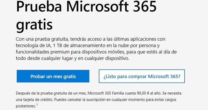 Imagen - Cómo usar Office gratis en Windows 10