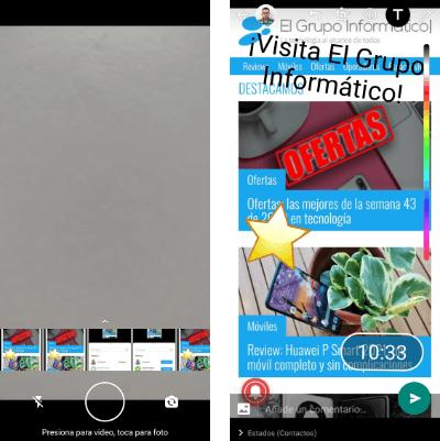 Imagen - Cómo compartir Estados de WhatsApp en Instagram Stories