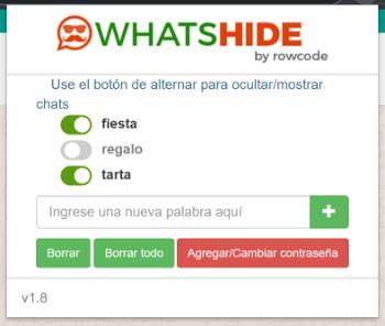 Imagen - Cómo ocultar conversaciones en WhatsApp Web