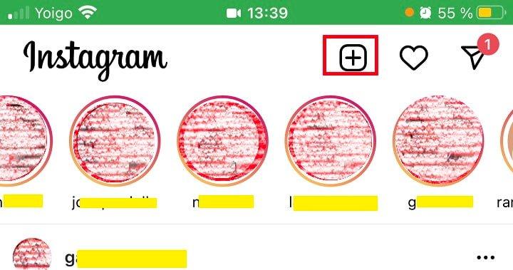 Imagen - Cómo subir Stories con la nueva versión de Instagram