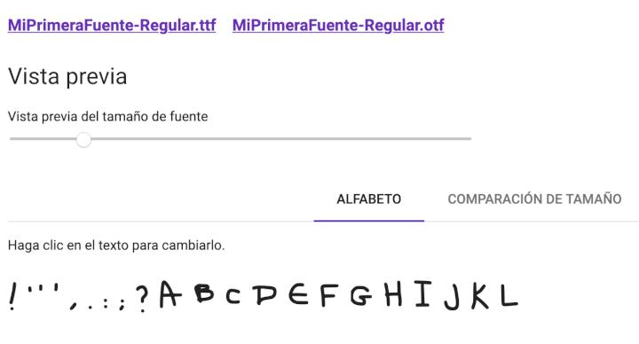 Imagen - Cómo transformar tu caligrafía en una letra del ordenador