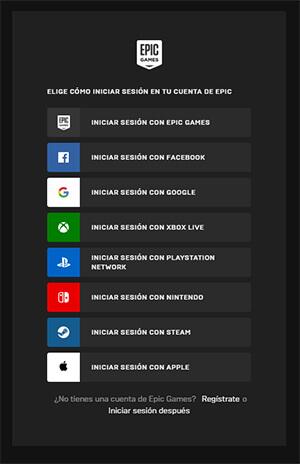 Imagen - Cómo activar la A2F en la Epic Games Store