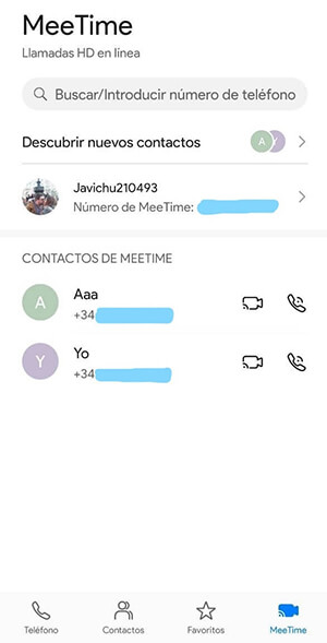 Imagen - Cómo activar MeeTime en Huawei fuera de China