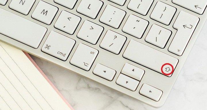Imagen - ¿Qué es la tecla Shift y para qué sirve?