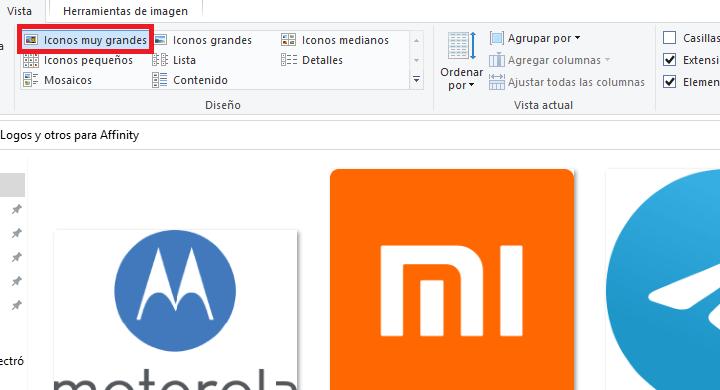 Imagen - Usa las vistas del Explorador de Windows 10 como un experto