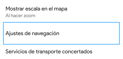 Imagen - Google Maps: cómo activar los límites de velocidad