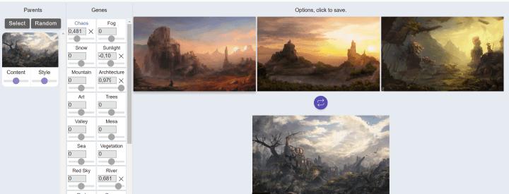 Imagen - Artbreeder, qué es y cómo funciona
