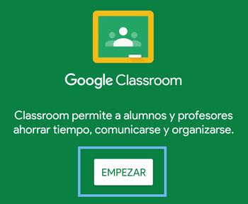 Imagen - Cómo iniciar sesión en Google Classroom