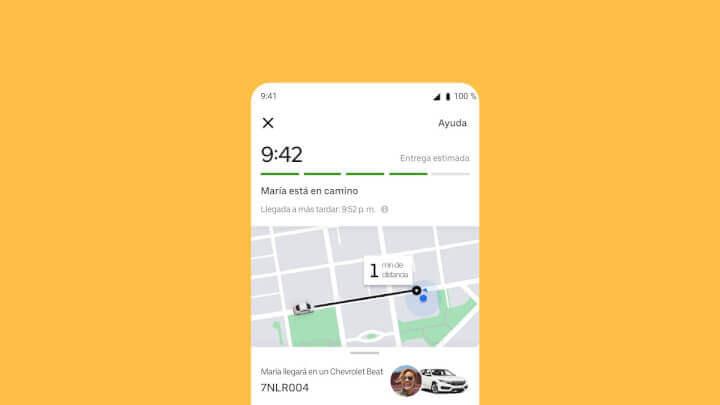 Imagen - Cómo contactar con Uber Eats