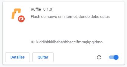 Imagen - Cómo seguir usando Flash en tu ordenador
