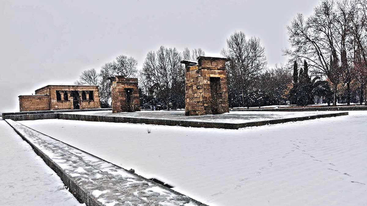 Cómo hacer mejores y originales fotos de la nieve