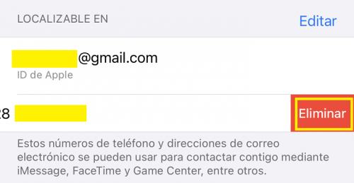 Imagen - Cómo desvincular mi número de móvil de mi cuenta de Apple