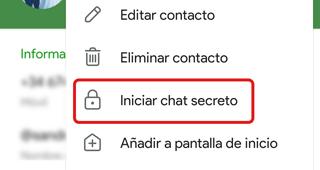Imagen - Cómo mandar en Telegram mensajes que se autodestruyen
