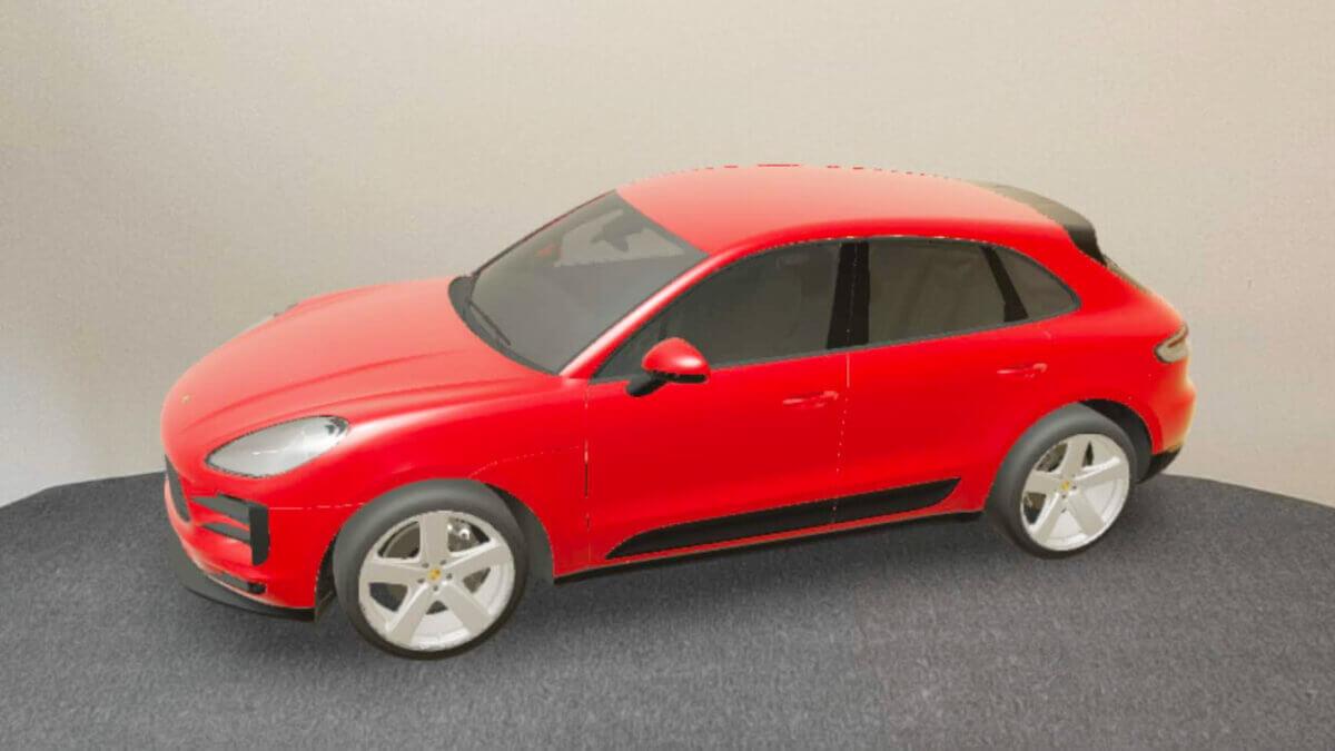 Cómo ver un Porsche en 3D con la realidad aumentada de Google