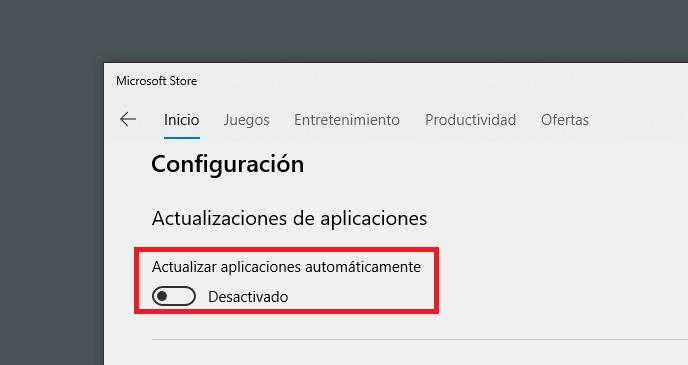 Imagen - WSAPPX: soluciona el alto consumo de CPU en Windows 10