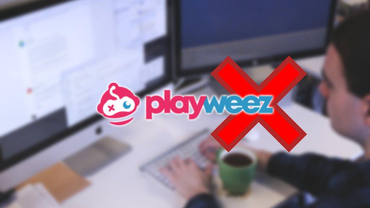 Cómo dar de baja PlayWeez