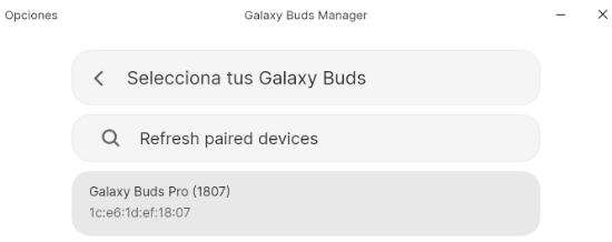 Imagen - Cómo conectar los Galaxy Buds a Windows