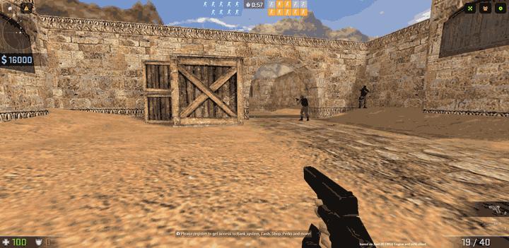 Imagen - Counter Strike online, gratis y con amigos en el navegador