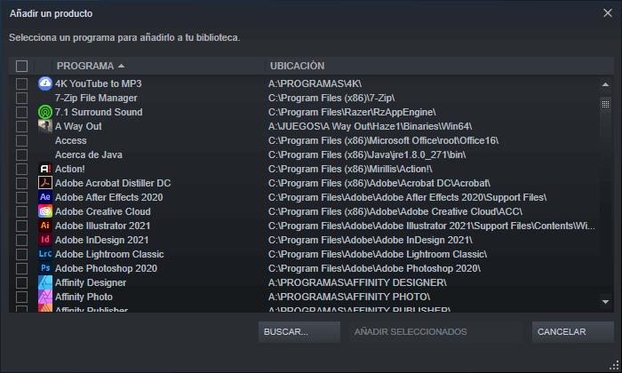 Imagen - Cómo configurar el mando de PS5 en Steam
