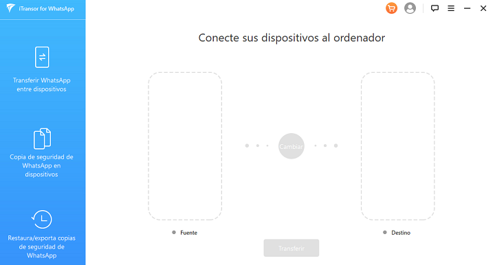 Imagen - Cómo transferir datos de WhatsApp entre dispositivos