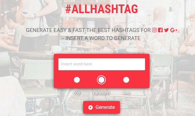 Imagen - Cómo generar hashtags para Instagram