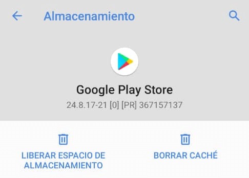 Imagen - Cómo actualizar Google Play Store