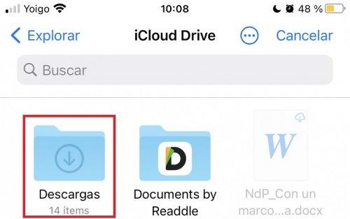 Imagen - ¿Dónde se guardan las descargas en el iPhone?