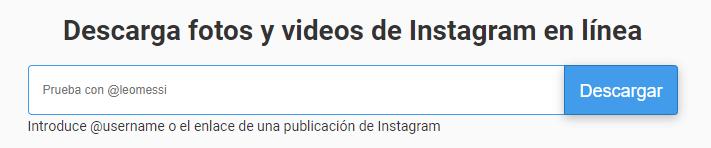 Imagen - Cómo descargar los vídeos de IGTV de Instagram