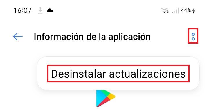 """Imagen - Cómo solucionar """"Google Play Store se ha detenido"""""""