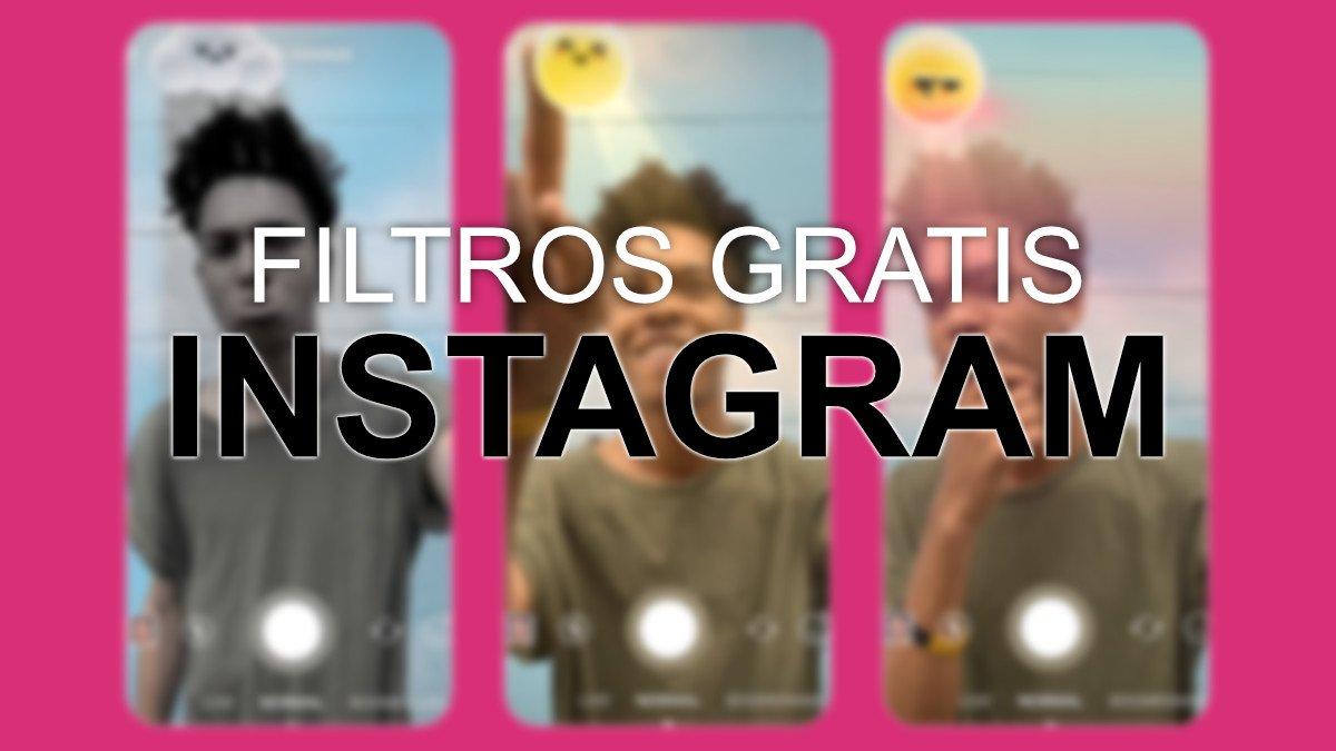 Cómo localizar y usar los filtros de moda en Instagram
