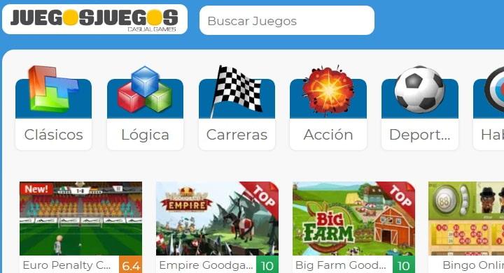 Imagen - 7 mejores páginas web de juegos y minijuegos online