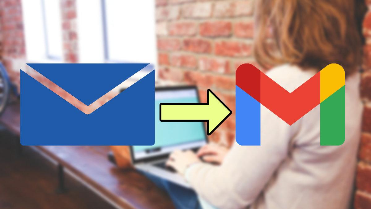 Cómo recibir los correos de Hotmail en Gmail