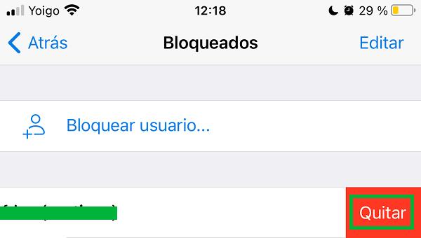 Imagen - Cómo bloquear y desbloquear contactos en Telegram