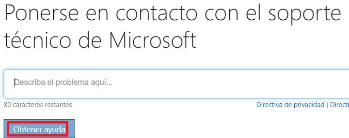 Imagen - Cómo recuperar una cuenta de Hotmail