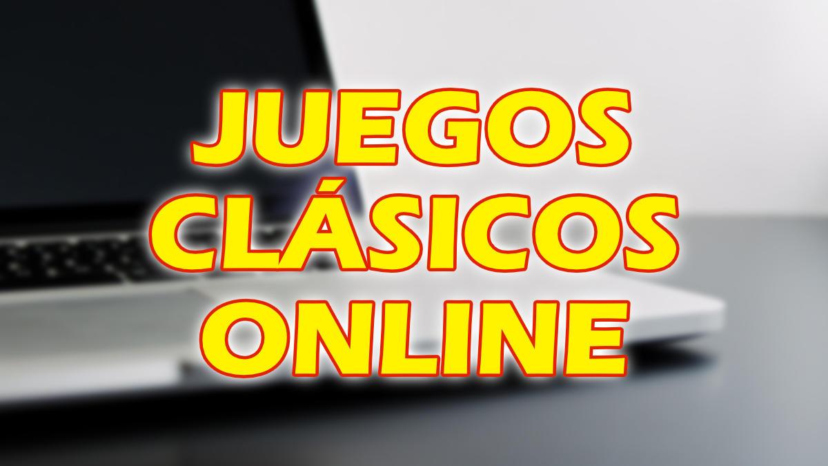 Juega a miles de juegos clásicos en tu navegador y gratis