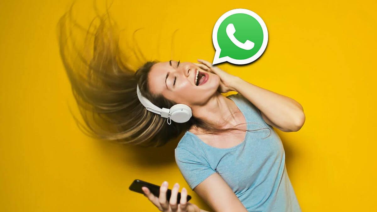 Cómo poner música en los Estados de Whatsapp