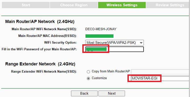 Imagen - Cómo configurar un repetidor WiFi