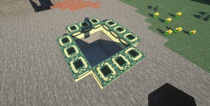 Imagen - Cómo crear un portal hacia el End en Minecraft