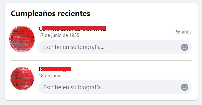 Imagen - Cómo ver los cumpleaños en Facebook