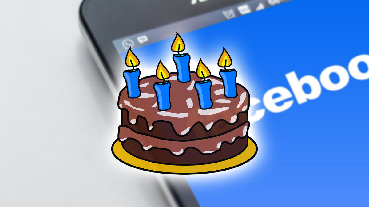 Cómo ver los cumpleaños de tus amigos de Facebook