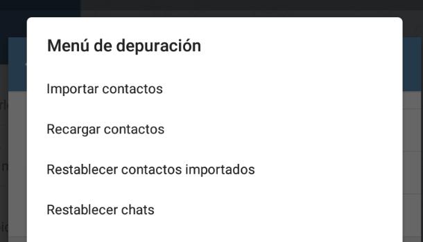 Imagen - Opciones de desarrollador de Telegram: cómo activar