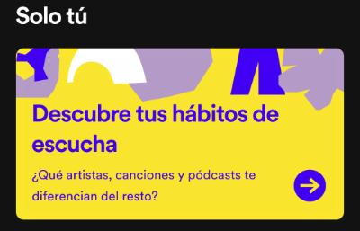 Imagen - Cómo compartir OnlyYou/SoloTú de Spotify en Stories