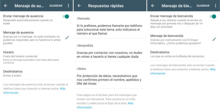 Imagen - Cómo hacer un perfil de empresa en WhatsApp Business