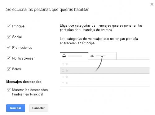 Imagen - Cómo activar el nuevo diseño de Gmail